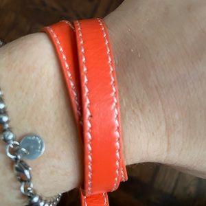 Popular overlapping bracelet